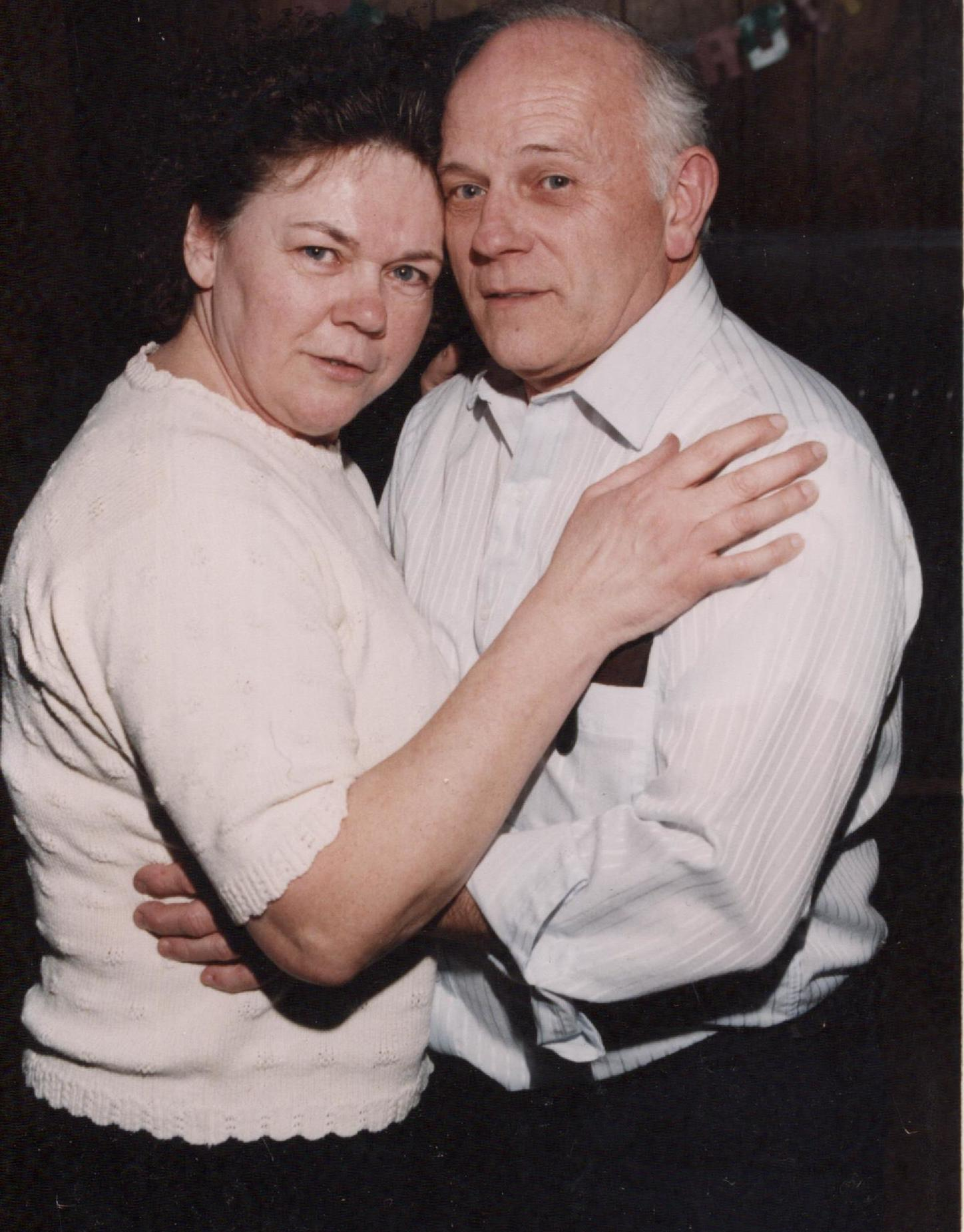 Normand and Marie Lemieux
